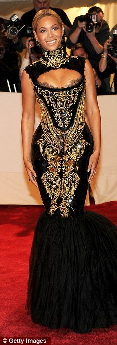 One of my favorite Met Ball looks of all time