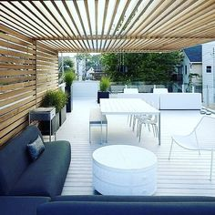 Spring is round the corner its time to decide how you want to decorate your outdoor space Outdoor Life, Outdoor Living, Outdoor Decor, Portugal, Pergola, Corner, Outdoor Structures, Patio, Space