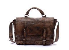 """15 """"uomini caffè vintage semplice Messenger Bag vera pelle borsa a tracolla, borsa del computer portatile, sacchetto di scuola, borsa a tracolla, borsa tote in pelle, valigetta"""