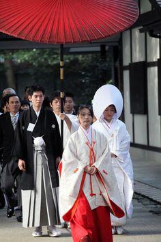 Wedding in Kyoto (京都 下鴨神社)