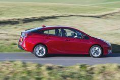 Toyota Prius Business Edition Plus | Eurekar