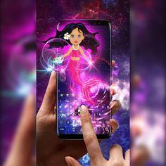 Princess Theme, Mermaid Princess, Cute Mermaid, The Little Mermaid, Digital Revolution, Step By Step Instructions, Cheetah, Keyboard, Little Girls