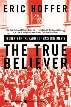 The True Believer: Thoughts on the Nature of Mass Movements (Perennial Classics) by Eric Hoffer http://www.amazon.com/dp/B003TO5838/ref=cm_sw_r_pi_dp_Attdxb1YW3W1B