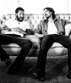 Tom Hardy & Christian Bale