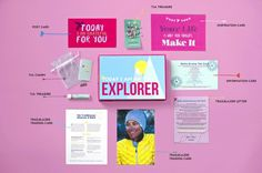 Really cool new subscription boxes just for tween girls, to help inspire them and surround them with positivity, including a monthly web chat with all kinds of cool women role models.