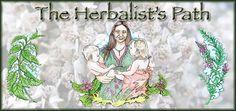 The Herbalist's Path - Angie Goodloe's herbal blog