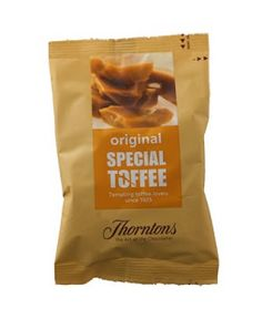 Thornton's Toffee - visit www.clarenceandcripps.com