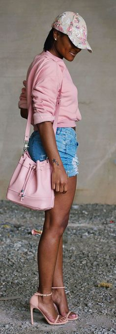 Pink Details Casual Style by The Daileigh