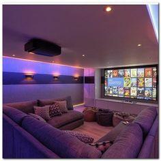 Movie Room Decor (10)