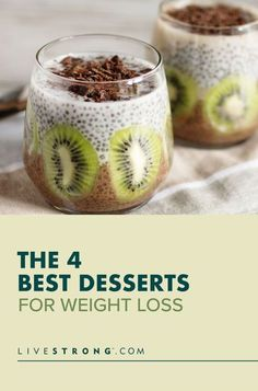 Don't try to quiet your sweet tooth � embrace it! Eating these four types of diet-friendly desserts can actually help you achieve your weight-loss goals. Diet Desserts, Healthy Desserts, Fun Desserts, Healthy Eating Recipes, Whole Food Recipes, Healthy Eats, Calorie Tracker, Dessert Packaging, Fruit Cobbler