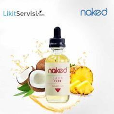 Naked Likit Çeşitleri Fiyat Avantajı ile Likitservisi.com Lava, Berry, Water Bottle, Amazing, Water Flask, Bury, Water Bottles