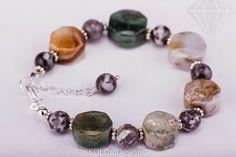 Kolok - bijuterii cu pietre semipretioase contra anxietatii | Caietul Cristinei