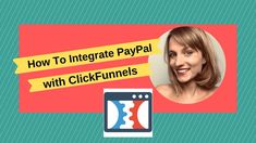 How to integrate paypal with clickfunnels - YouTube Paypal Business, Book Recommendations, Integrity, Marketing, Books, Youtube, Things To Sell, Libros, Data Integrity