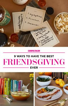 Assured, that Thanksgiving entertaining ideas adults