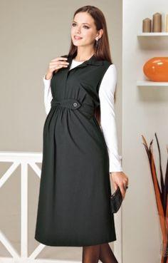 Beautiful Maternity Dresses, Plus Size Maternity Dresses, Maternity Shirt Dress, Winter Maternity Outfits, Maternity Gowns, Stylish Maternity, Pregnancy Outfits, Maternity Fashion, Abaya Fashion