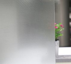 bofeifs Stripe Frosted Privacy Decorative Window Film For Office Home 177x787Inch >>> Check this awesome product by going to the link at the image. Note: It's an affiliate link to Amazon