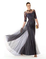 Pronovias+presents+the+Rohais+cocktail+dress+from+the+Cocktail+2014+collection.+|+Pronovias my dress for Scott & Diana's wedding in blue love it