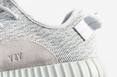 The adidas YEEZY Boost 350 ldquo; via Highsnobiety Cheap Adidas Shoes, Adidas Sneakers, Minimal Shoes, Textiles, Celebrity Outfits, Photos Du, Yeezy Boost, Sports Shoes, Shoe Collection