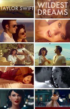 TAYLOR SWIFT Wildest Dreams Music Video!!!! I am legit in love with this video!!! I have watched it 5 times!!