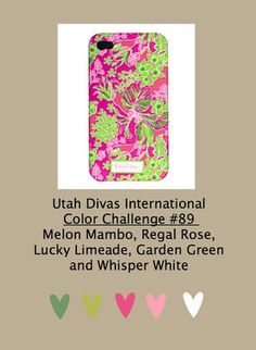 Utah Divas International: Color Challenge