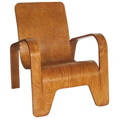 Lounge armchair by Han Pieck made by Lawo, Netherlands   From a unique collection of antique and modern lounge chairs at http://www.1stdibs.com/furniture/seating/lounge-chairs/