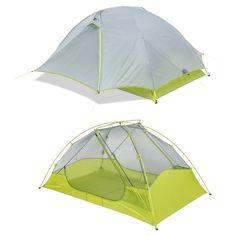 Volt LT 2 Tent Stainless Steel/Sour Apple