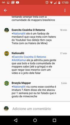Mappers BR | BrasilBall Mapping | Mappers | BrasilBolaTM