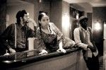 """Carolina Chocolate Drops: Check out """"Cornbread and Butterbeans"""" and """"Hit 'em up Style"""". Folk music by modern musicians."""