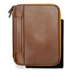 Luxury Men's Phone Cases, Men's iPad Cases, Men's Tablet Cases from Coach