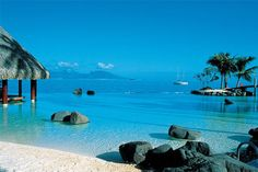 tahiti. Honeymoon....I think yes!