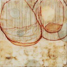 Bursiform 2 by Stephanie Hargrave.