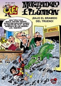 CÓMICS: MORTADELO Y FILEMÓN, ASTÉRIX...