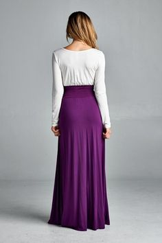 Stop and Stare Maxi Dress