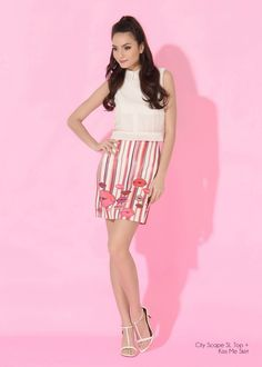 Lookbook - Plains and Prints Happy Skin, Spring Summer 2016, Sequin Skirt, Sequins, Skirts, Fashion, Moda, Fashion Styles, Skirt