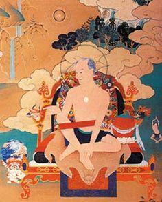 Yantra jóga -Namkai Norbu Rinpoche