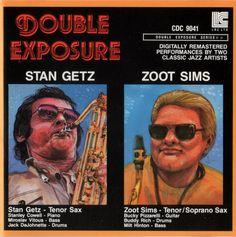 Stan Getz - Double Exposure