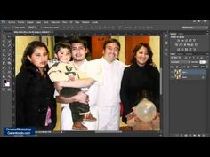 ▶ Como Aclarar y Corregir Fotografías Borrosas - Tutorial de Photoshop - YouTube