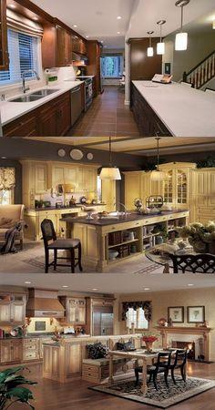 Make Your Kitchen Speak of You - http://interiordesign4.com/make-kitchen-speak-you/