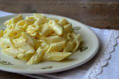 Ricetta pasta con ricotta e zafferano   Dolce e Salato di Miky
