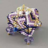 Le gioie di Happyland - patterns: Beaded box