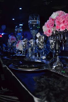 Chanel No. 40 Classy & Fabulous Masquerade Birthday Party Ideas   Photo 2 of 38   Catch My Party