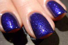 Lilypad Lacquer Purple Diamonds Holo Nail Polish, Holographic Nail Polish, Purple Diamond, Rainbow Connection, Swatch, Nail Art, Goodies, Diamonds, Sweet Like Candy