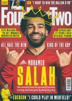FourFourTwo – March 2018