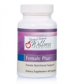 Female Plus contains high quality nutrients for women. Helpful nutrient support for menstrual cycles or menopause. Tomato Nutrition, Cheese Nutrition, Supplements For Women, Natural Antibiotics, Vitamins And Minerals, Health Problems, Health Tips, The Cure, Immune System