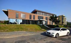Kordovská nebo Kordovský, architekti: Provozní budova společnosti Cortex spol. s r. o. - Stavbaweb