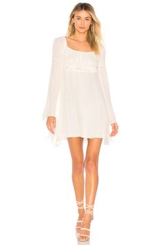 Shop for Show Me Your Mumu Fannie Flow Dress in Lila Lace Pearl at REVOLVE. Free day shipping and returns, 30 day price match guarantee. White Scalloped Dress, White Dress, White Romper, Day Dresses, Dresses Online, White Embroidered Dress, Thing 1, Embroidery Dress, White Embroidery