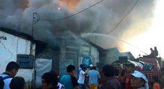 #Bolivia Informa: #Incendio: Gobierno reconstruirá mercado incendiado en Trinidad - #Beni #ApoyoEstatal