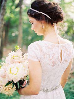 English Garden Wedding Inspiration - Elizabeth Anne Designs: The Wedding Blog