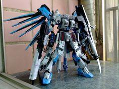 Custom Gundam kit