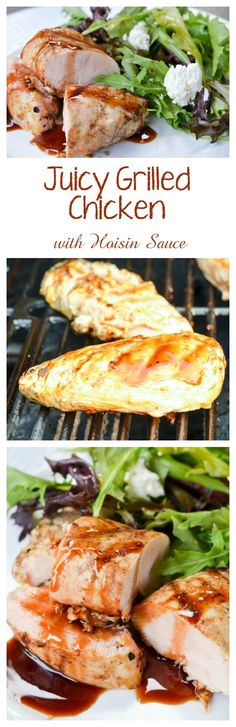Looking for an amazing grilled chicken recipe? Check out our BBQ Hacks to make this one even juicier!
